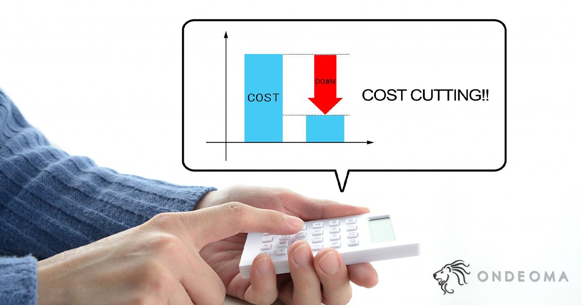 「名刺作成コストを削減するベストな方法とは」イメージ